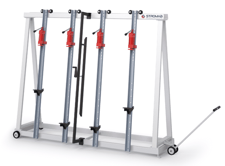 GLUING CLAMPING SYSTEM STH/S