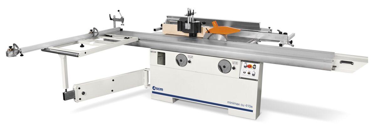 COMBINED MACHINE SCM GROUP MiniMax CU410-E