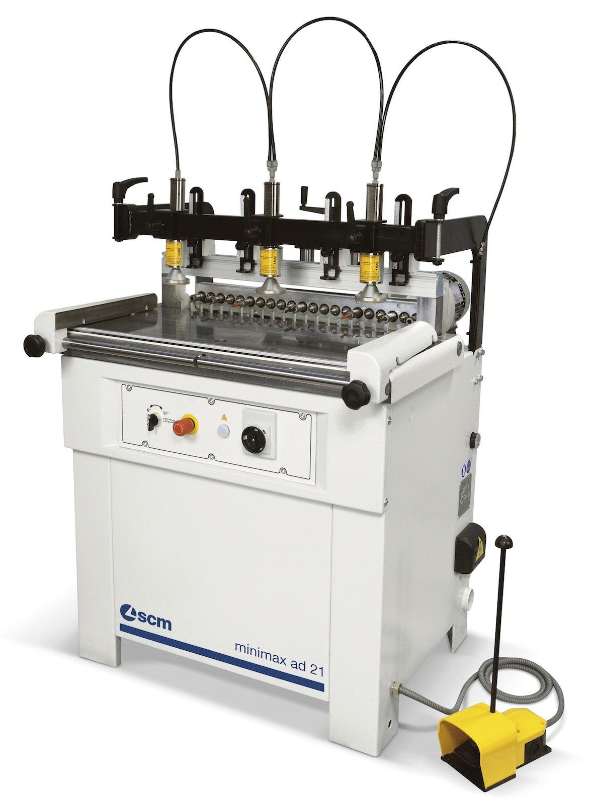 MULTIPLE BORING MACHINE SCM MiniMax AD 21